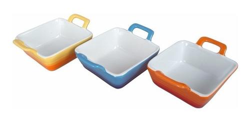 Mini Olla Cacerola De Cerámica (13 X 9.5 X 5 Cm) Smart Cook
