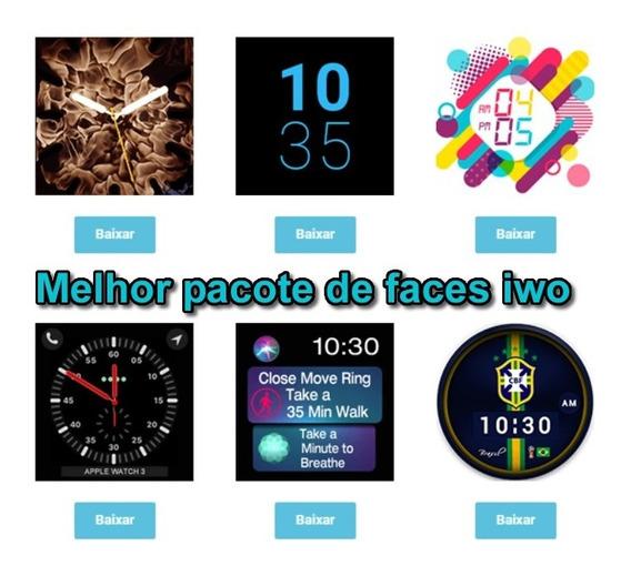 Pacote Top Como Instalar Novas Facewatch Iwo Lite E Iwo 8 5 6 Plus