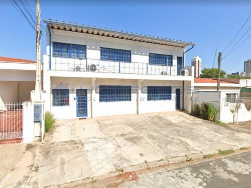 Imagem 1 de 20 de Casa Comercial Para Locação Em Campinas, Jardim Planalto, 9 Salas 2 Banheiros, 4 Vagas, 200m - Ca00892 - 68310307