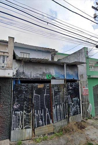 Imagem 1 de 1 de Terreno À Venda, 186 M² Por R$ 320.000,00 - Limão (zona Norte) - São Paulo/sp - Te0146
