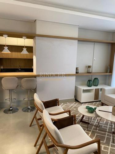 Imagem 1 de 20 de Apartamento Padrão Em Franca - Sp - Ap0508_rncr