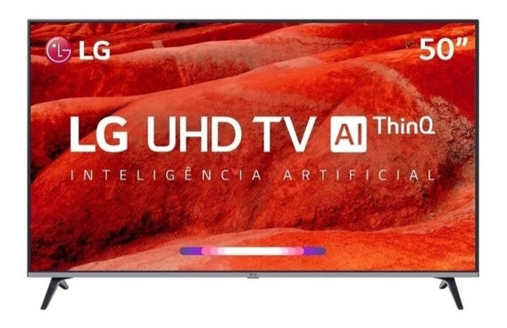 Smart Tv Led 50 Ultra Hd 4k LG 50um 751c 4 Hdmi 2 Usb Wifi