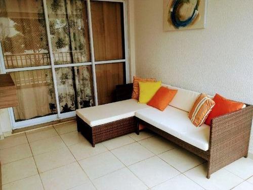 Imagem 1 de 21 de Apartamento Com 3 Dormitórios À Venda, 90 M² - Royal Park - São José Dos Campos/sp - Ap5693