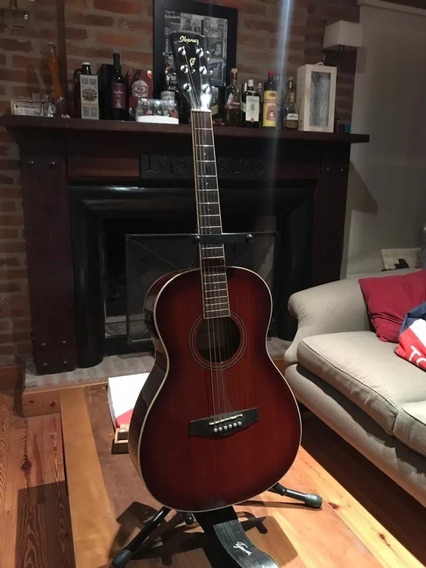 Guitarra Electroacústica Ibañez Pn 12 E