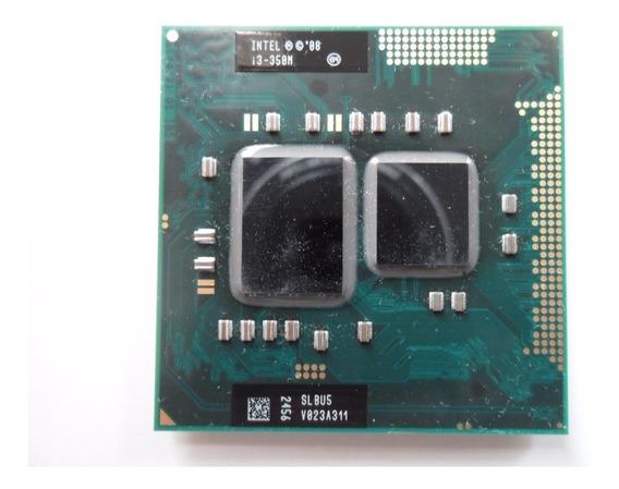Processador Intel 2,26ghz 3m Notebook I3-350m Soquete 989