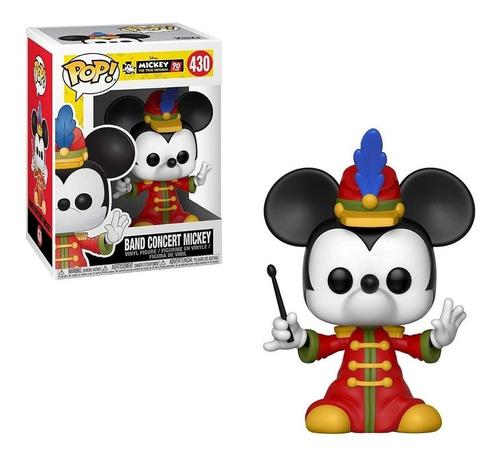 Figura Funko Pop Disney Mickey's 90th Band Concert 430