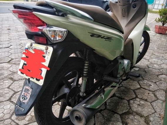 Honda Biz 125 2018 Flex