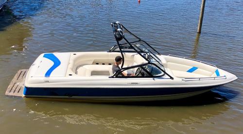 Lancha Wakeboard I Usa - Motor 2009 - Tigé Pre 2200v