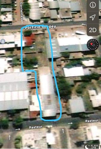 Propiedad De 1.500 M2 Aprox (sobre Ruta Pesada-salida Por 2 Calles)