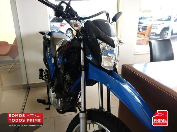 Honda Bross 160 Linda Flex Único Dono