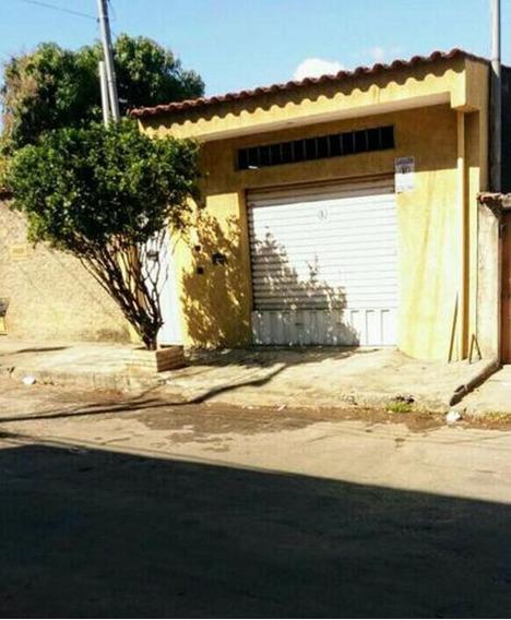 Casa Com 3 Quartos Para Comprar No Novo Riacho Em Contagem/mg - 712