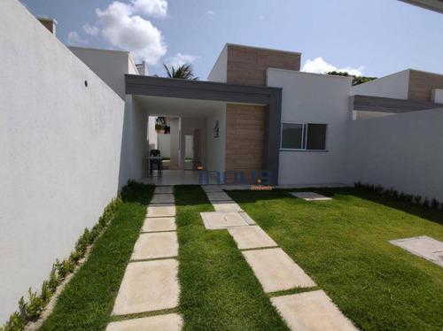 Casa Plana No Eusébio - Ca0948