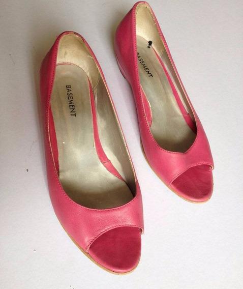 Zapatos Boca De Pez - Oportunidad