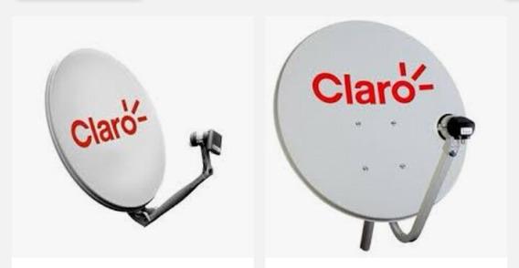 Duas Antenas Claro Tv