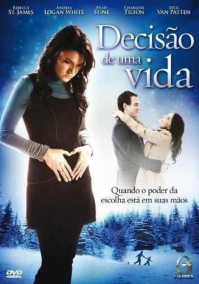 Dvd Filme A Decisão De Uma Vida - Graça Filmes Lacrado***