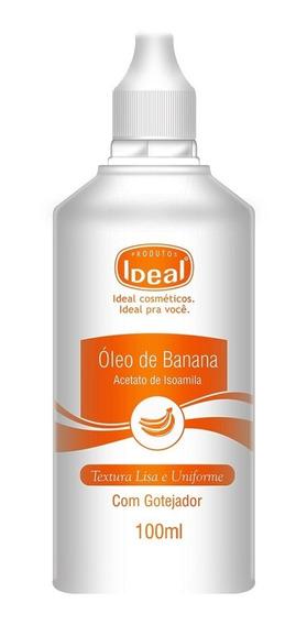 Ideal Óleo De Banana 100ml