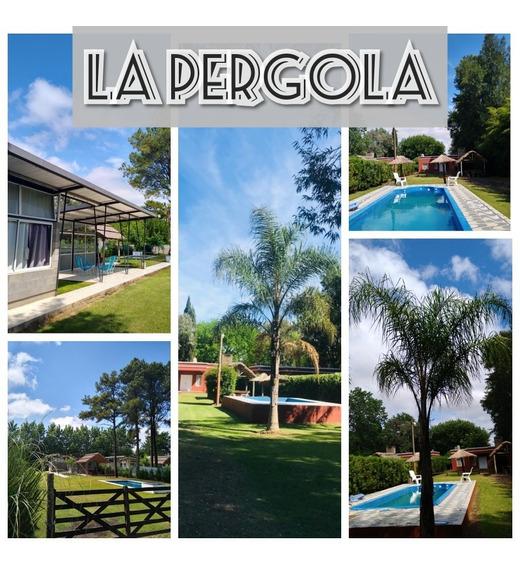 Alquiler Casa Quinta Y Cabañas
