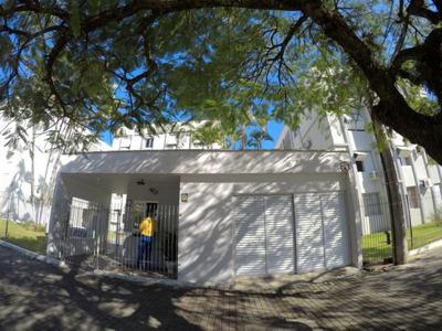 Apartamento No Bairro Garcia, No Residencial Jardim Bavária, Com 1 Dormitório, Sala E Cozinha Medindo 53,23 M², Contem 1 Vaga De Garagem. - 3577696