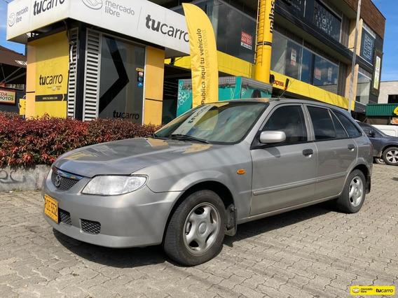 Mazda Allegro Full Equipo
