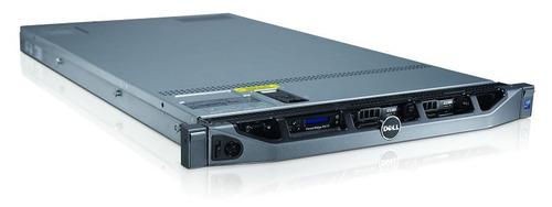 Imagem 1 de 8 de Servidor Dell R610 2x Sixcore X5660 16gb 300gb Hd