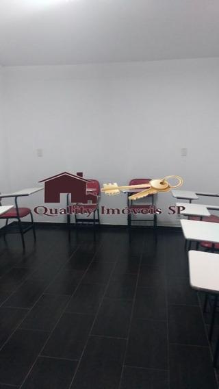 Sala Comercia Para Locação - Próximo A Estradas Das Lagrimas - Qy2589