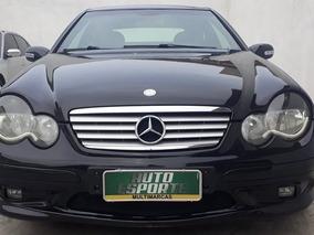 Mercedes-benz C 230 2.3 Sport Coupé Gasolina 2p