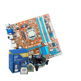 Kit Upgrade Core I5 + Placa Mãe Lga 1155 Pronta Entrega