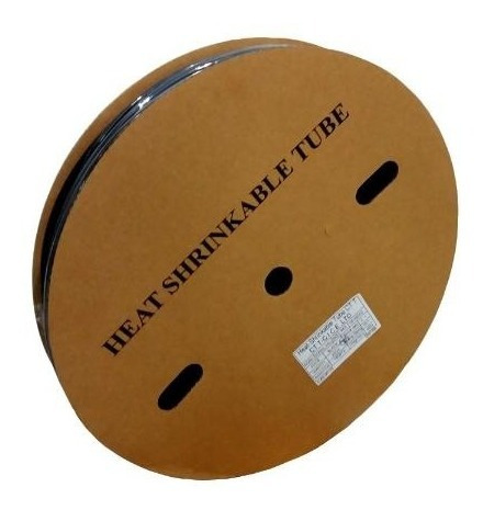 Espaguete Termo Retrátil 8,00mm - Cód.4610
