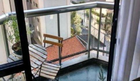 Apartamento Com 1 Dormitório À Venda, 45 M² Por R$ 349.000,01 - Vila Assunção - Santo André/sp - Ap5438