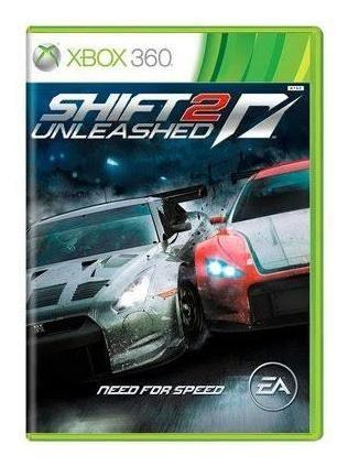 Need For Speed Shift 2 Xbox 360 Em Mídia Original
