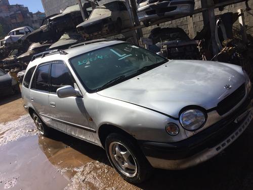 Toyota Corolla Wgxli Sucata Somente Para Retirada De Peças