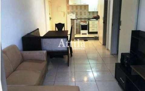 Apartamento Com 1 Dorm, Enseada, Guarujá - R$ 240 Mil, Cod: 1197 - V1197