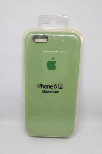 Capa Original Apple Para iPhone 6 / 6s, Verde - Apple