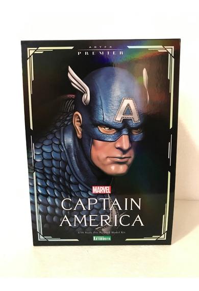 Kotobukiya Artfx Premier Marvel Capitan America Avengers