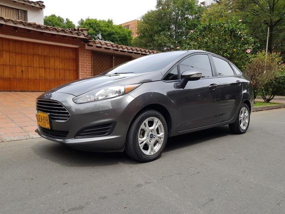 Ford Fiesta Se Autom. 2015 Excelente Estado Y Procedencia