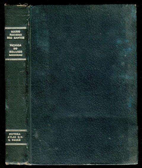 Curso De Oratória, Retórica E Discurso Frete $18 L.2326