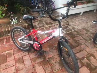 Bicicleta Raleigh Niño 24. Como Nueva. Impecable