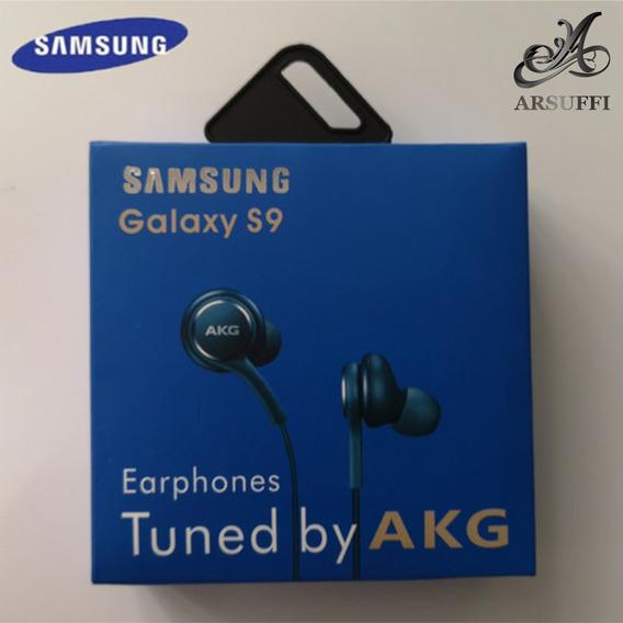 Fone De Ouvido Akg Samsung S9 Plug P2 Universal Original