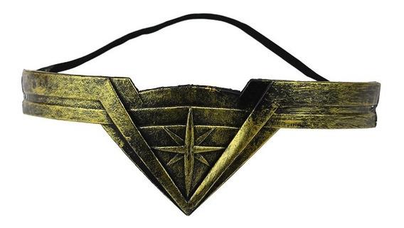 Corona Tiara Diadema Headband Mujer Maravilla Wonder Woman