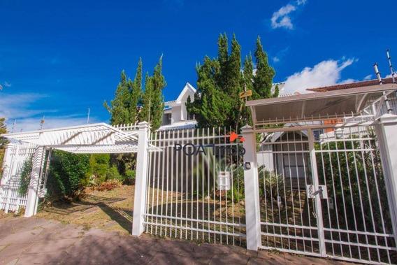 Casa Residencial À Venda, Chácara Das Pedras, Porto Alegre. - Ca0387