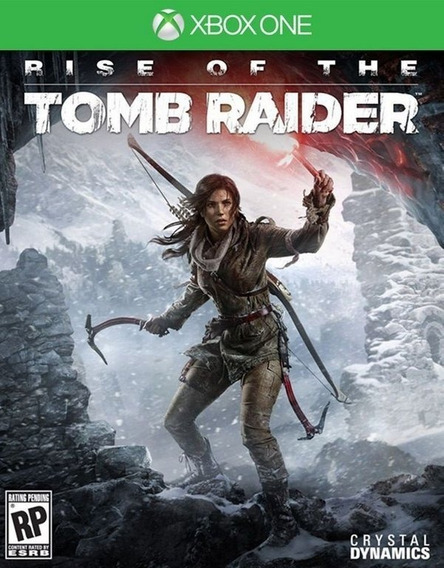 Rise Of Tomb Raider Xbox 360