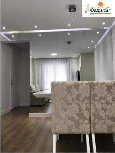 03808 -  Apartamento 3 Dorms. (1 Suíte), Lapa - São Paulo/sp - 3808