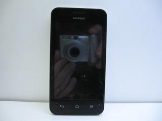 Celular Huawei Y330 Vibra E Não Liga Ver Fotos Ler Anúncio