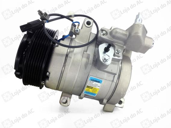 Compressor Ar Condicionado Civic 2007 Até 2012 Delphi