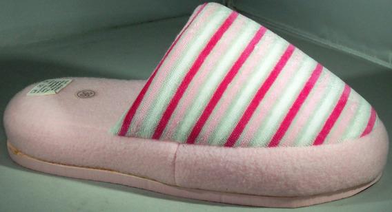 Pantufla Dama Calidad Extra Precios Fabrica !!! Art 626