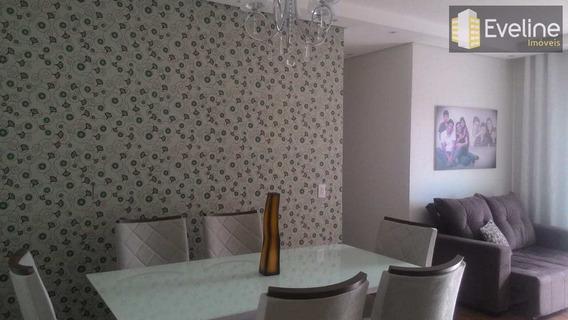Flex Mogi - Apartamento A Venda - 3 Dms (1 Suite) - 2 Vagas - V936