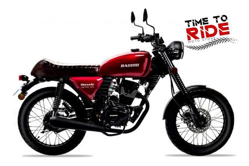 Baccio Classic Retro 125 Cc - 0km - Timetoride