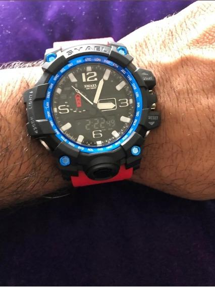 Relógio De Pulso Masculino Digital Barato Promoção!