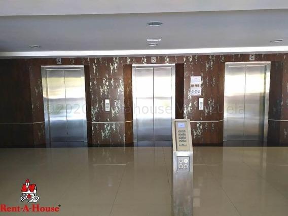 Oficina En Alquiler Barquisimeto L.m # 21-3515