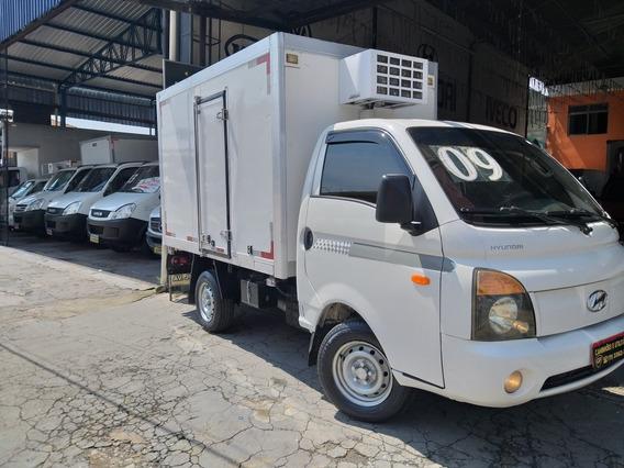 Hyundai Hr 2.5 Rd Bau Refrigerado Ano 09